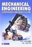 Mechanical Engineering Conventional and Objective Types 2018-19 Session by R.S. Khurmi
