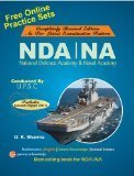 Guide NDA - NA National Defence Academy  Naval Academy OLD Edition by GKP