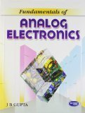 Fundamentals of Analog Electronics for MDU by J.B. Gupta