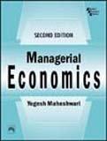 Managerial Economics by Maheshwari Yogesh