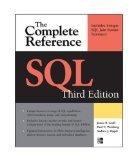 SQL The Complete Reference 3rd Edition by James Groff