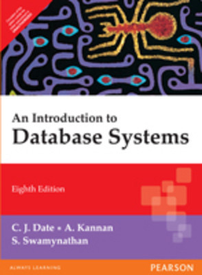 An Introduction to Database Systems 8e by Date