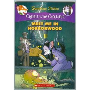 Creepella Von Cacklefur 2 Meet Me In Horrorwood