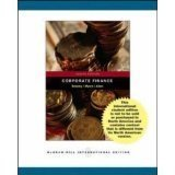 Principles of Corporate Finance with Student CD-ROM SIE by Richard Bailey