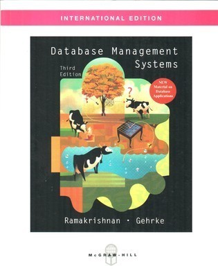 Database Management Systems                        Paperback by Raghu Ramakrishnan (Author), Johannes Gehrke (Author)| Pustakkosh.com