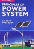 Principles of Power System                        Paperback by V.K Mehta (Author), Rohit Mehta (Author)| Pustakkosh.com
