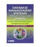 Database Management System a Practical Approach                        Paperback by Rajiv Chopra (Author)| Pustakkosh.com