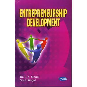 Entrepreneurship Development by Dr. R.K. Singal