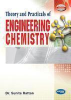 Theory and Practicals of Engineering Chemistry                        Paperback  Dr. Sunita Rattan | Pustakkosh.com