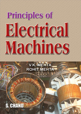 Principle of Electrical Machines by V.K Mehta