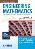 Engineering Mathematics - Vol. 3 Tamil Nadu                        Paperback by P. Kandasamy (Author)| Pustakkosh.com