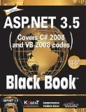 ASP.NET 3.5 with C# 2008 Black Book