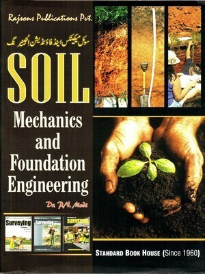 Soil Mechanics and Foundation