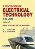 Textbook of Electrical Technology  Vol. 1