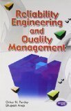 Reliability Engineering and Quality Management