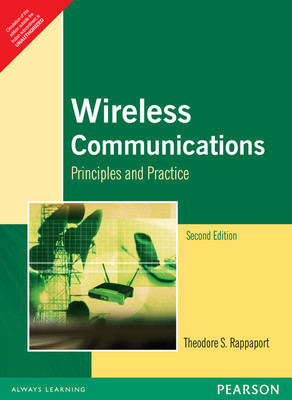 Wireless Communications Principles and Practice 2e                        Paperback by Rappaport (Author)| Pustakkosh.com