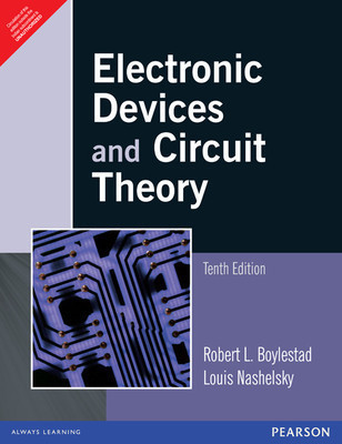 Electronic Devices and Circuit Theory                        Paperback by Robert L. Boylestad (Author)| Pustakkosh.com