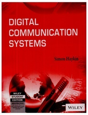 Digital Communications Systems by Simon Haykin