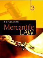 Mercantile Law 3E by Gulshan