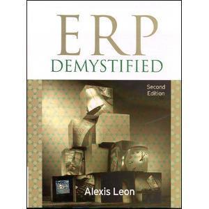 Erp Demystified                        Paperback by Alexis Leon (Author)| Pustakkosh.com