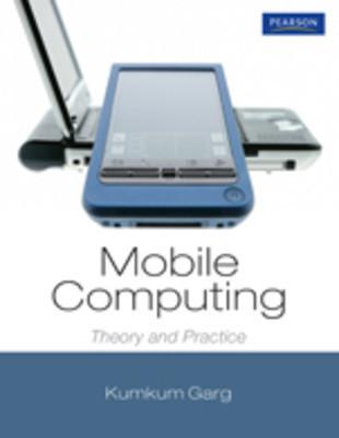 Mobile Computing 1e                        Paperback by Garg (Author)  Pustakkosh.com