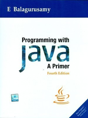 Programming with Java Old Edition   E Balagurusamy| Pustakkosh.com
