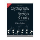 Cryptography and Network Security Principles and Practice 6e                        Paperback Stallings | Pustakkosh.com