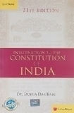 Introduction to the Constitution of India by Durgadas Basu