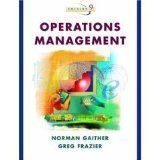Operations Management Concepts Techniques  Applications With 2 CDs by Gregory Frazier