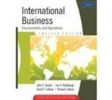 International Business Old Edition by John D. Daniels