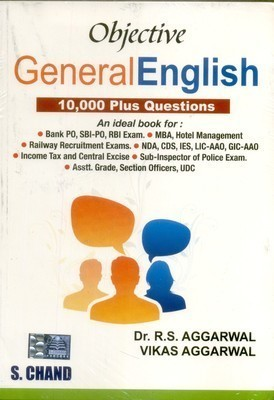 Objective General English Old Edition by R.S. Aggarwal