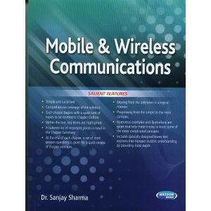 Mobile  Wireless Communications by Sanjay Sharma
