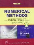 Numerical Methods For Scientific and Engineering Computation by Mahinder Kumar Jain