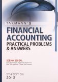 Financial Accounting with Practical Problems and Answers by Ashok Sehgal
