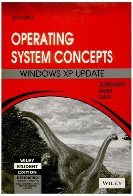 Operating System Concepts Windows XP Update   Silberschatz and Galvin| Pustakkosh.com