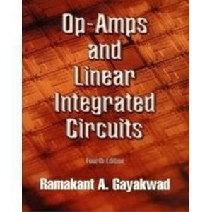 Op-amps  Linear Integrated Circuits by RAM Gayakwad