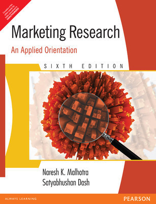 Marketing Research Old Edition by Naresh K. Malhotra