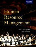 Human Resource Management by Uday Kumar Haldar