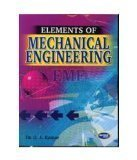 Elements of Mechanical Engineering by Dr. D.S. Kumar