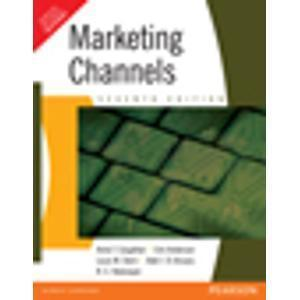 Marketing Channels by Anne T. Coughlan