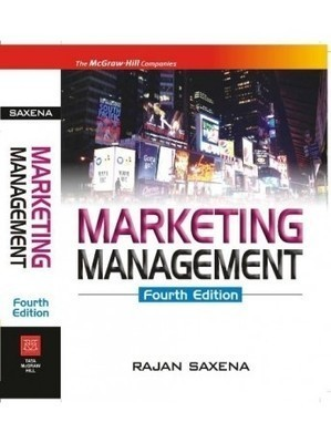 MARKETING MANAGEMENT by Rajan Saxena
