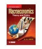 Macro Economics Theory and Policy                        Paperback by Ahuja H.L. (Author)| Pustakkosh.com
