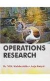 Operations Research by Kulshreshtha M