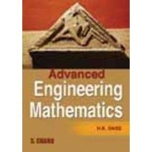 Advanced Engineering Mathematics                        Paperback  HK Dass | Pustakkosh.com