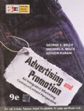 Advertising and Promotion An Integrated Marketing Communications Perspective SIE by Belch