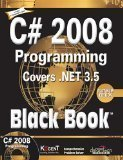 C 2008 Programming Black Book Covers .NET 3.5 Platinum ed by Kogent Solutions Inc