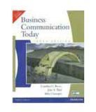Business Communication Today 10e by Bovee / Chatterjee