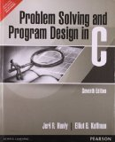 Problem Solving and Program Design in C 7e by Hanly
