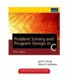 Problem Solving And Program Design In C 5th Ed.  Old Edition by Elliot B. Koffman