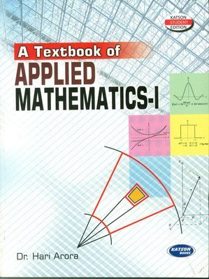 A Textbook of Engineering Mathematics - Vol. 1                        Paperback by Dr. Hari Arora (Author)| Pustakkosh.com